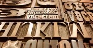 historia tipografía